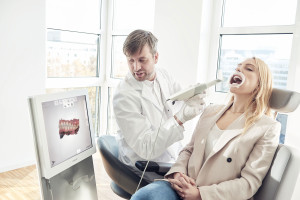 Dentist 3D-Scan